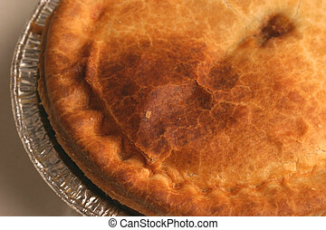 Pie Crust - Crusty Pie