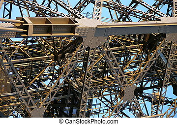 frame - metal frame