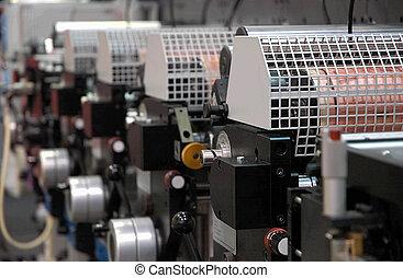 Printing line - Printing equipment