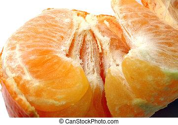 tangerine 1 - tangerine detail