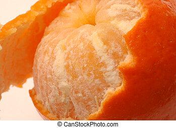 tangerine 2 - juicy tangerine detail