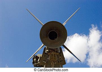 misil, lanzamiento