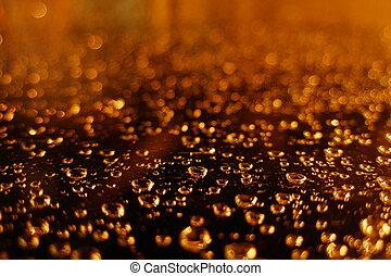 rain - drops