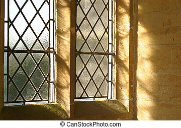 Medieval Window, Blickling, Norfolk