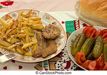 Dinner Table - Full Dinner Table