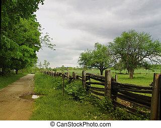 An old farm - Oakville, Canada