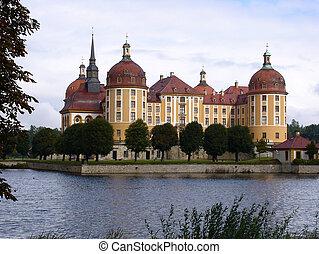 城堡, 德累斯頓