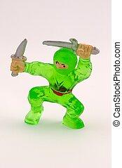 verde, Ninja