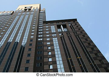 Building - Looking up at Building in Pittsburgh, PA