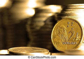 Autralian Coins - 2 Dollars Australian Coins