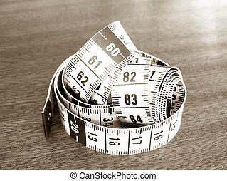 ribbon - measure