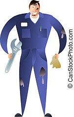 mechanic - occupations