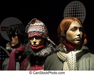 Fashion - winter fashion