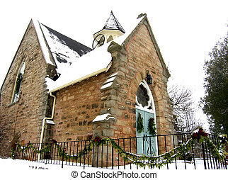 Old church 3 - Old church of Milton, Ontario, Canada - 03...