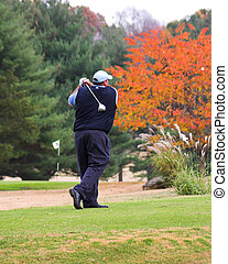 Duncan Golfing 19a - Att. Duncan, here\\\'s the photo back...