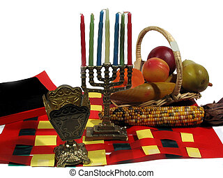 7 Principals Kwanzaa - , the 7 principals of Kwanzaa,over...