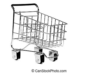 Shopping Cart - Photo of a Shopping Cart