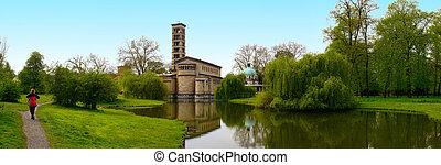 Peace Church - A church (Friedenskirche, Peace church) in...