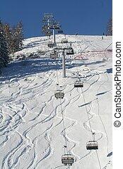 Ski resort - Skilift