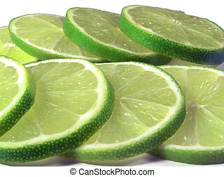 Lime slice - Fruit