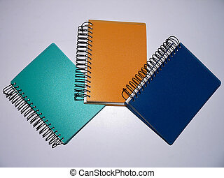 Notebooks - Trio of notebooks
