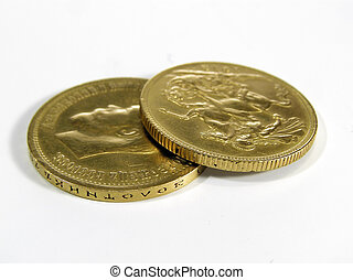 Gold coins - Coins