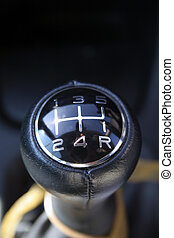 Gear stick - Car gear lever