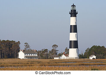 Bodie Lighthouse - Bodie Island Lighthouse