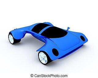 Concept Car A #7.