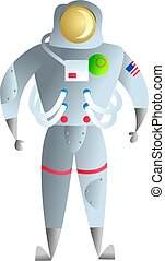 astronaut - occupations and jobs - spaceman