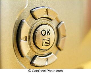 ok - button ok