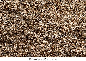 Mulch Background Texture