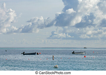 Tranquillity - Barbados, South Coast. Sept.