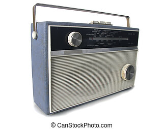1960s radio - Portable set