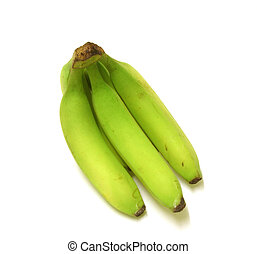 Plantain buch - Green plantain bunch