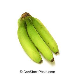 Plantain buch - Green plantain bunch