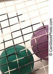 Racquetball, equipo, 2