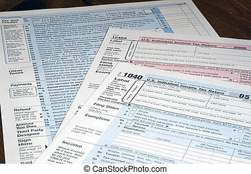 Tax Forms - IRS Tax Forms