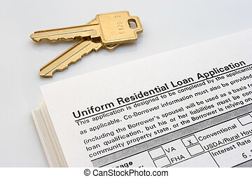 Home Loan - Home loan paperwork