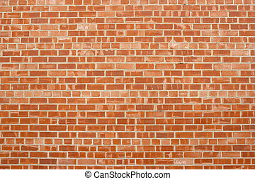 Brick Wall - Red bricks for background
