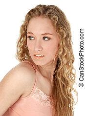 Woman Teen Beauty