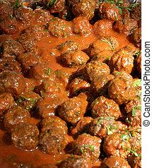 Meatballs - Yammee meatballs