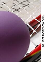 Racquetball, equipo, 4