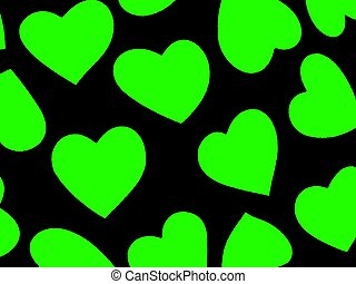 Heart Background Gre