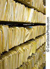 File It! - Archive. Office paper work.