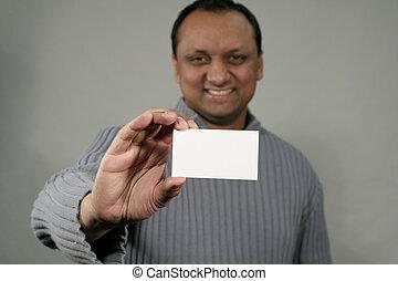 businesscard portrait