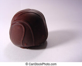 Chocolate Candy - a chocolate covered cherry candy