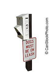 Doggy Law - Keep Your Dog on Leash - City Ordinance