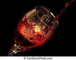 vin, verre