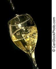 vinho, vidro